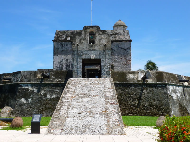 Baluarte de Santiago Municipio De Veracruz