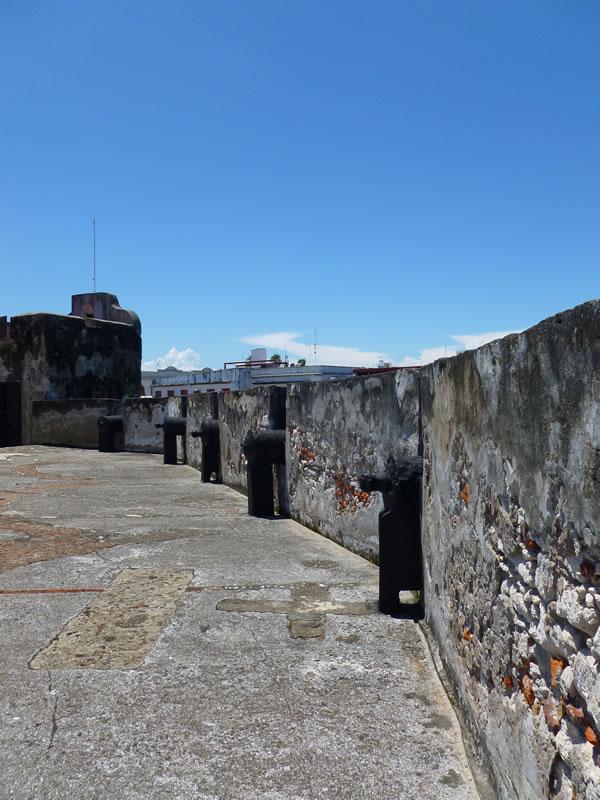 Fortaleza De San Juan De Ulúa En El Municipio De Veracruz